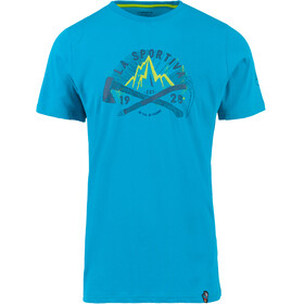 La Sportiva Hipster - T-shirt manches courtes Homme - turquoise